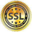 Our SSL ensures a secure transaction