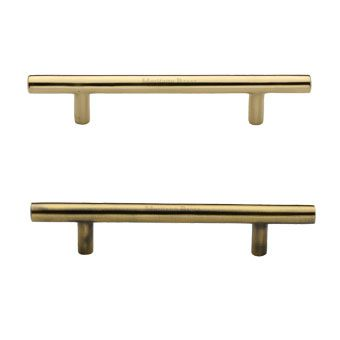 Brass Cabinet T-Bar Pulls