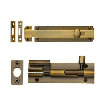 Brass Door Bolts