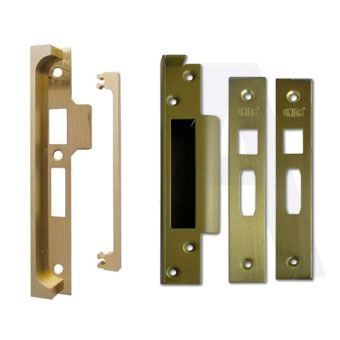 Brass Door Lock Rebate Sets