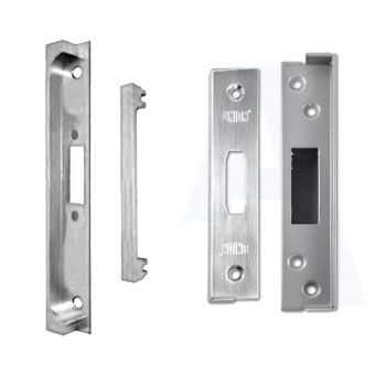 Silver Door Lock Rebate Sets