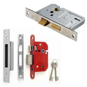 Silver Sash Locks