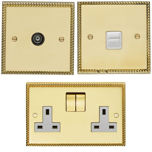 Georgian Sockets