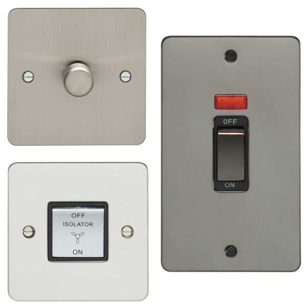 Eurolite Flat Plate Switches