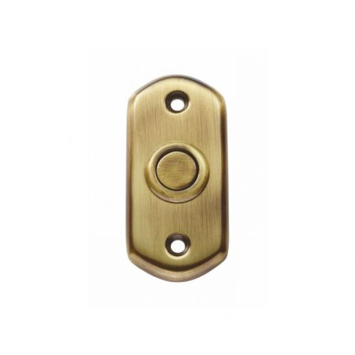 Bronze Front Door Bell Pushes