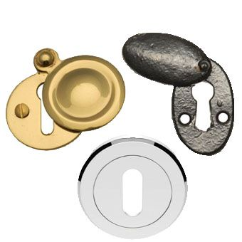 Escutcheons (Key Holes)