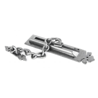 Pewter Front Door Chains
