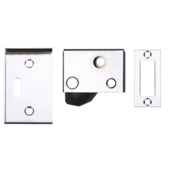White Door Latches