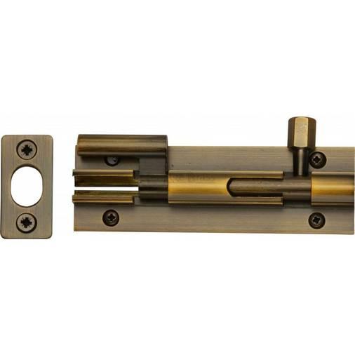 - Heritage Brass Door Bolt Necked 4
