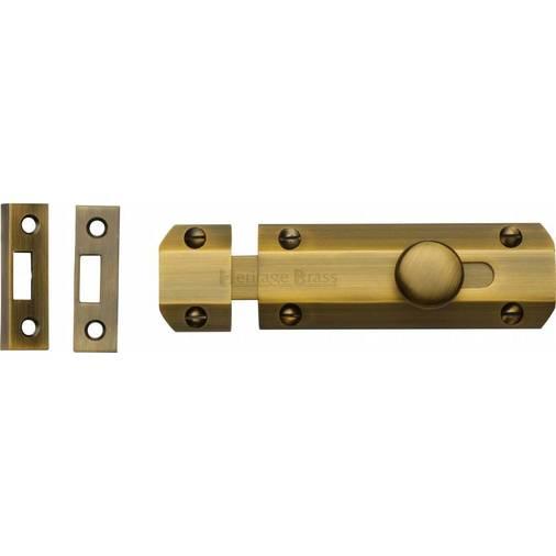 - Brass Door Bolts