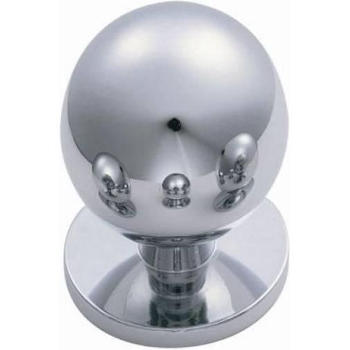 ball knob. fingertip design ch6dcp polished chrome cabinet ball knob 30mm n