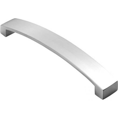 Kitchen Handle Curva Bow Polished Chrome 224mm Handle