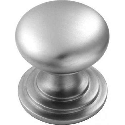 Victorian Chrome Knob 50mm