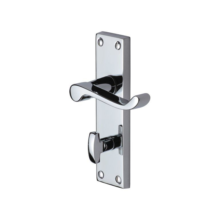 Door handles bathroom